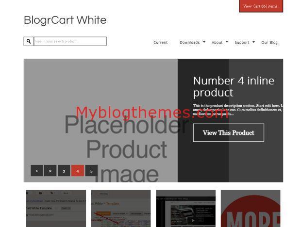 Blog Cart