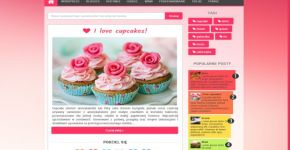 Love Free Blogger Template