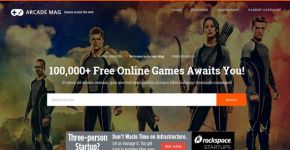 Online Gaming Blogger Template