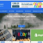 Free Coupon Codes Blogger Template